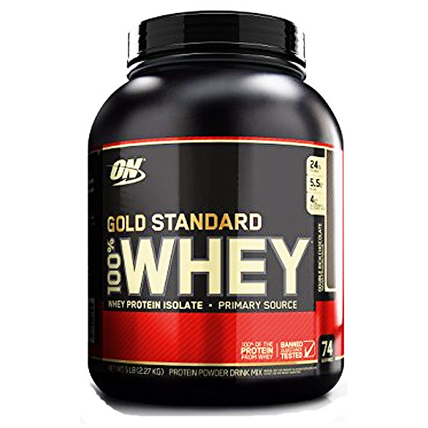 Optimum Nutrition 100% Whey Protein